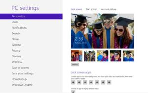 Change Account Picture in Windows 8