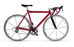 bikespikes - bicycle tracker